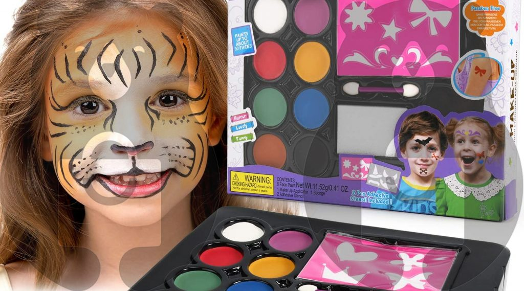 The best face paints in 2021 for parties